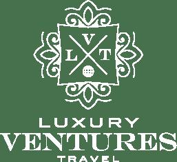 Luxury Ventures Travel Logo